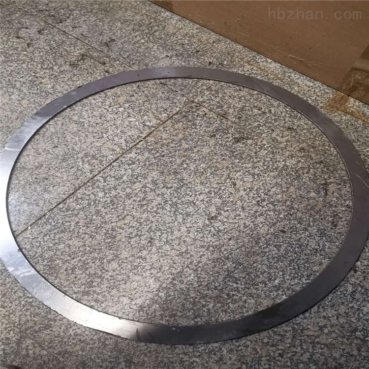B0222石墨金属缠绕垫片尺寸规格表