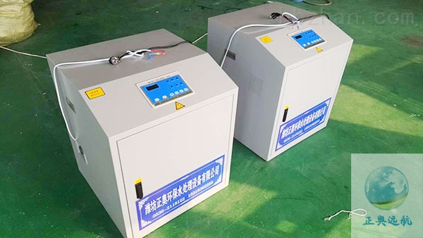 温州宠物门诊污水处理设备正奥远航出口多个
