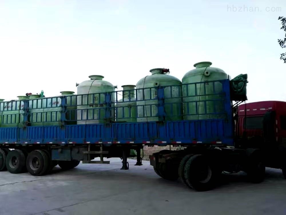 郴州净水一体化成套设备规格