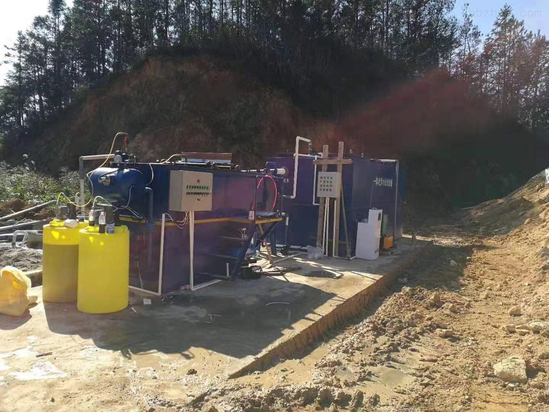 兴安盟污水一体成套设备作用