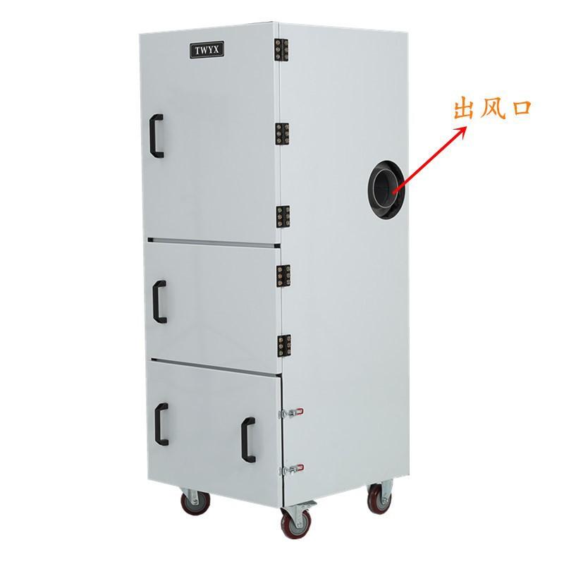 工业磨床吸尘器 1.5KW磨床粉尘集尘机 高效率磨床集尘器厂家直销示例图9