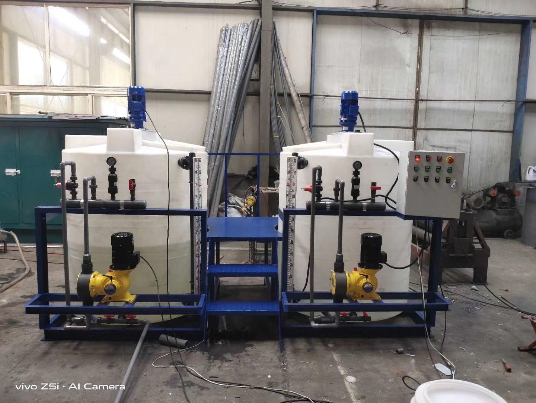 陇南电解二氧化氯消毒设备作用