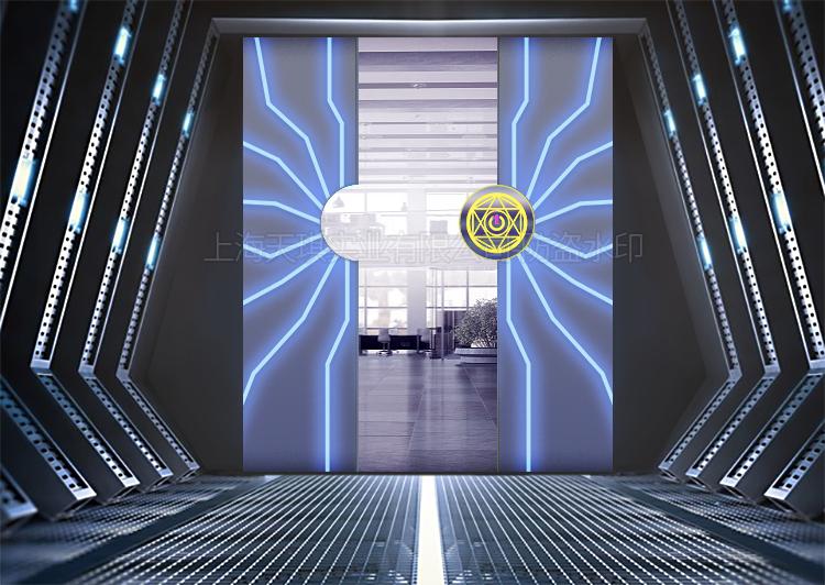 深圳掌纹电动门
