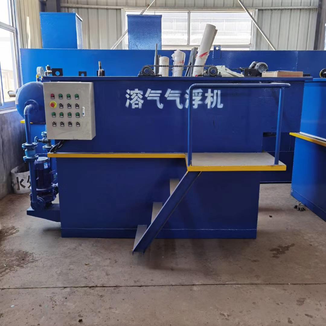 青岛污水处理设备效果