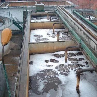 红河造纸厂纸浆废水处理设备广盛源质量保证