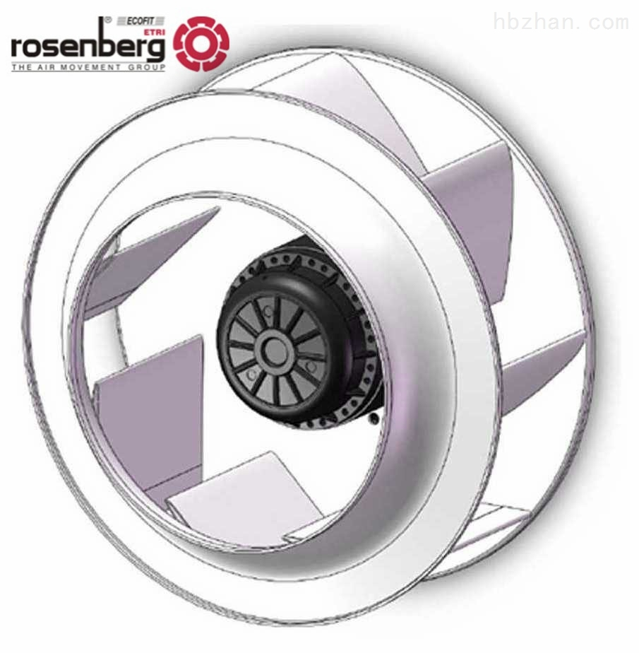 包头洛森DKHR500-4KW.155.6LA风机专业