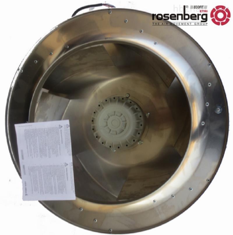 吕梁洛森DKHR500-4KW.155.6HF风机零售价格