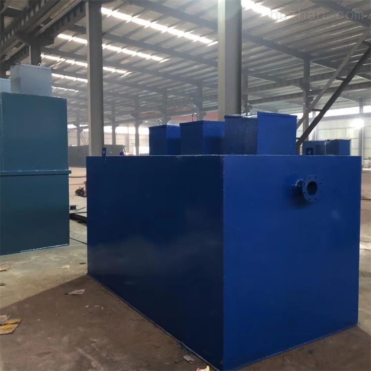 自贡口腔污水处理设备生产厂家