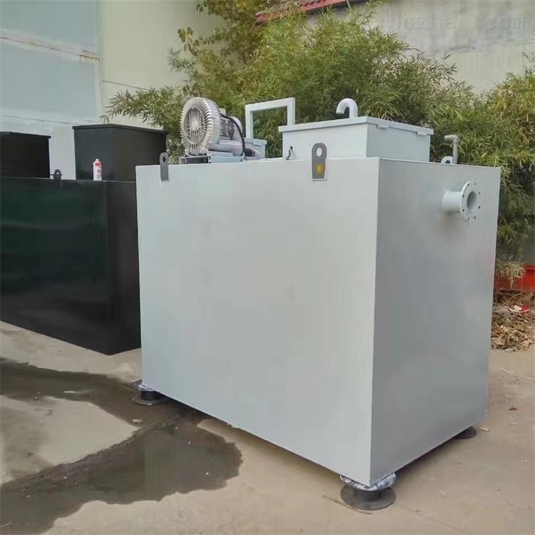 鸡西口腔诊所污水处理设备使用方法
