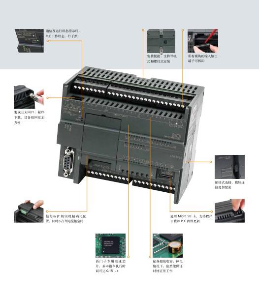 西门子6ES7528-0AA00-7AA0PLC模块行情