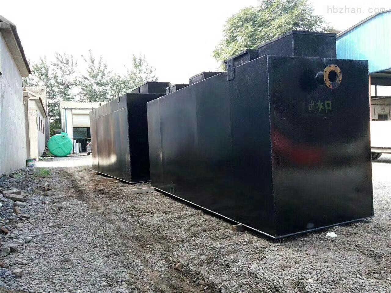 黑龙江牡丹江公厕污水处理效果好吗