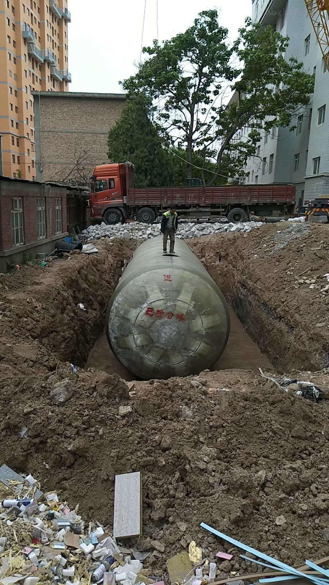 内蒙古自治区鄂尔多斯一体化污水处理设备工艺特点