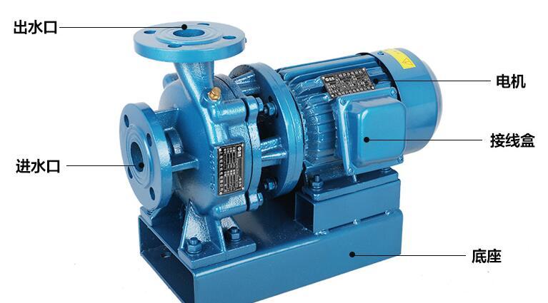 冷卻水循環泵