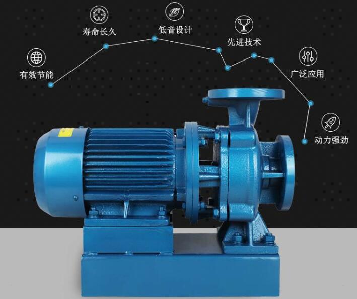 冷卻水循環泵優點