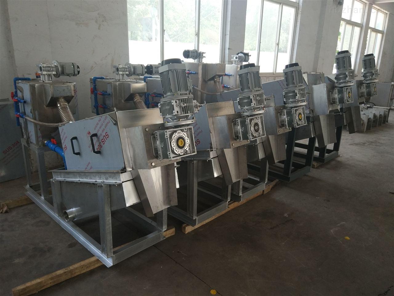 山东枣庄食品厂污水处理设备价格