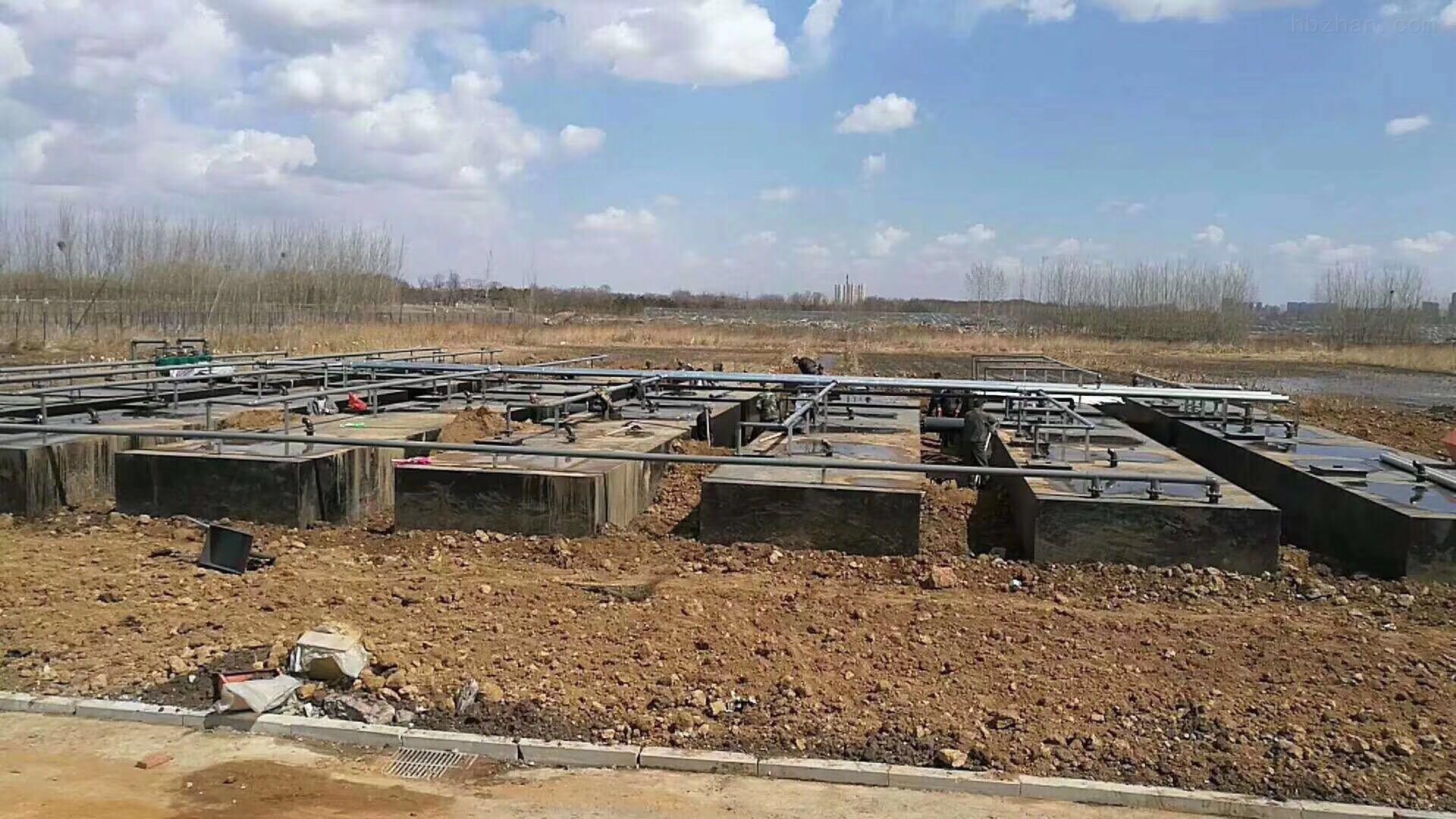 北京屠宰厂污水处理