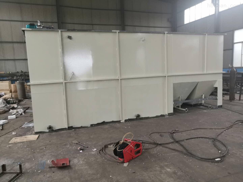 内蒙古自治区通辽溶气气浮机产品介绍