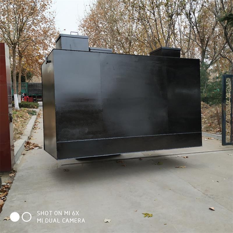 景德镇美容诊所污水处理设备报价
