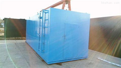 湖北省地埋式一体化污水处理设备技术要求