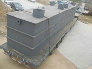 鸡西一体化预制泵站技术