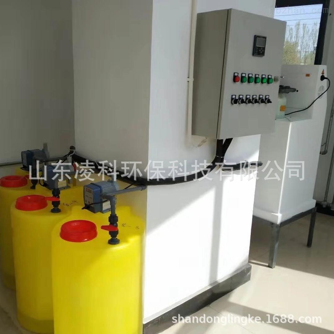环保药品检测污水处理设备型号有哪些