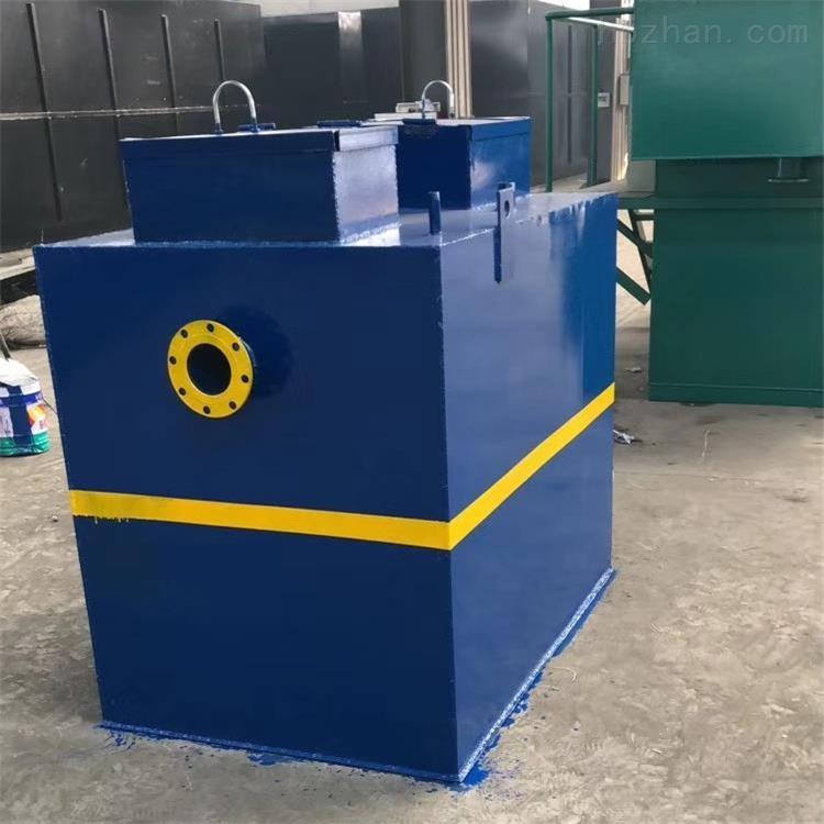 内蒙古牙科污水处理设备规格