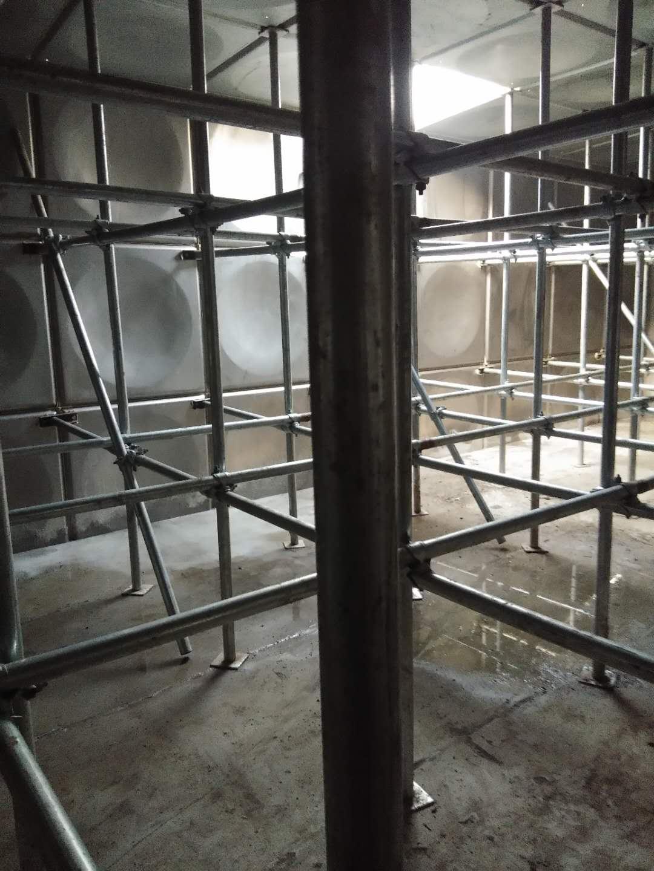 合肥360吨抗浮式装配式地埋消防水箱造价