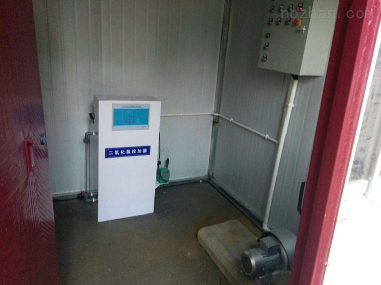 德阳小型污水处理设备技术