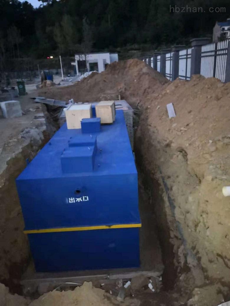 吕梁小型污水处理设备技术