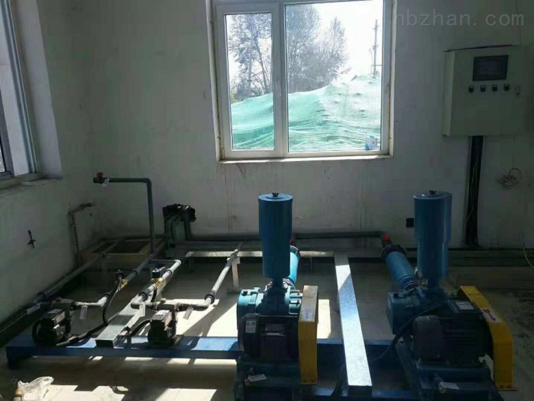 昌都地区一体化预制泵站