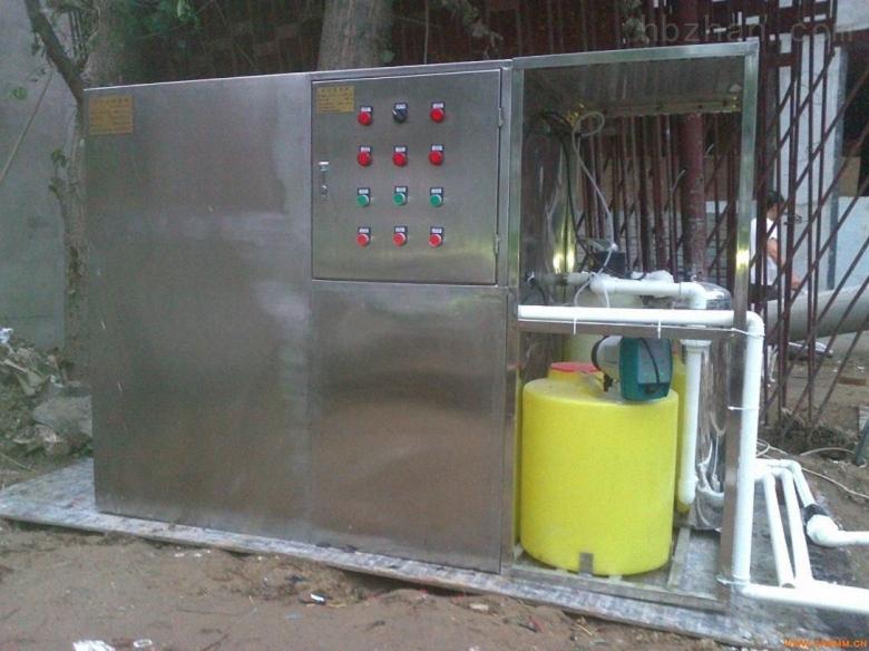 临沧一体化污水泵站