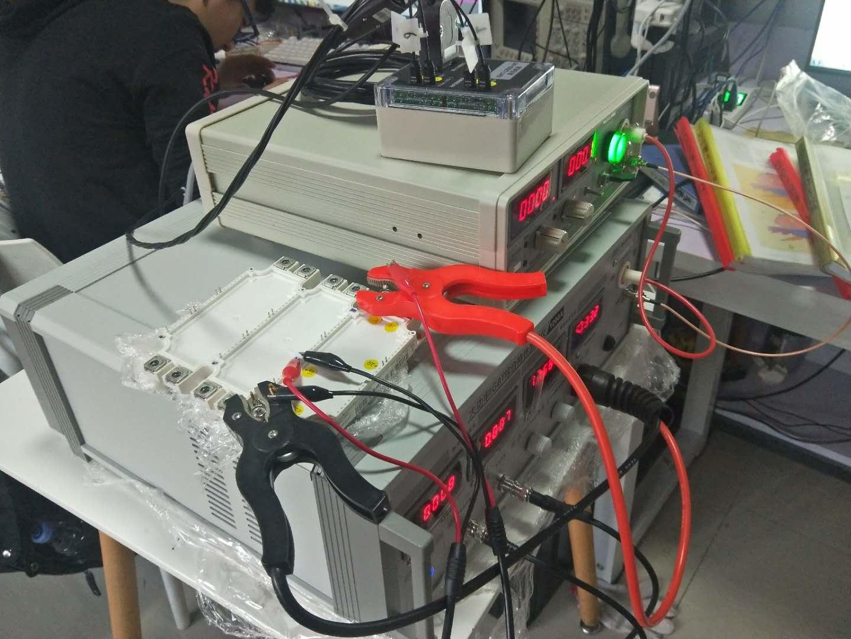 IGBT测试仪在IGBT选型应用 华科智源 IGBT筛选测试设备示例图2