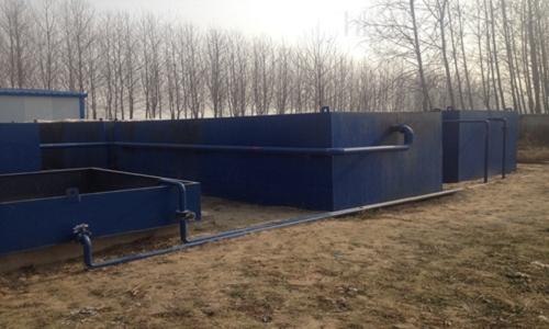 绍兴小型污水处理设备技术