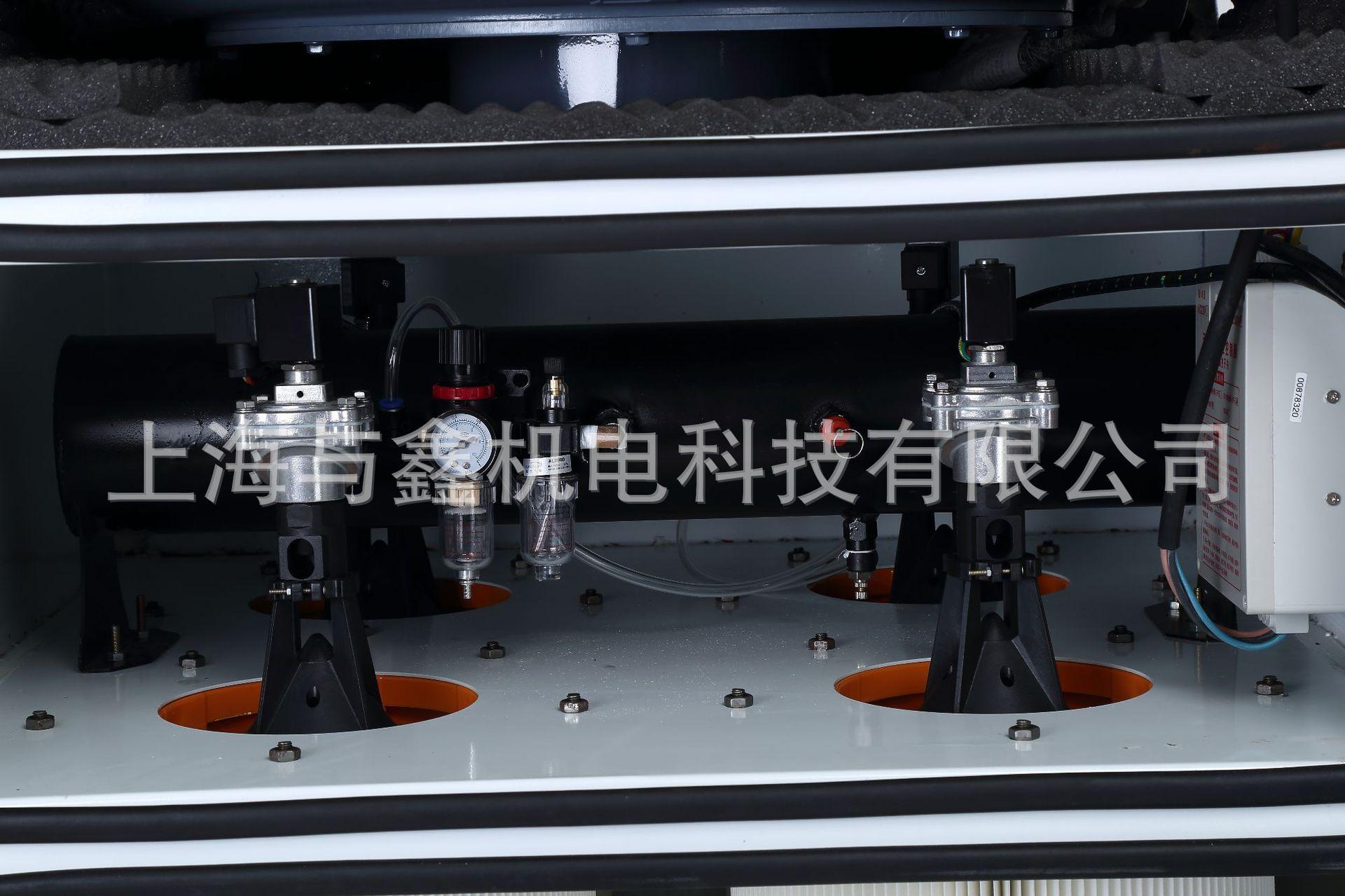 工业磨床粉尘吸尘器 打磨集尘器 磨床抛光除尘器 车间扬尘集尘机 大功率磨床吸尘器示例图5
