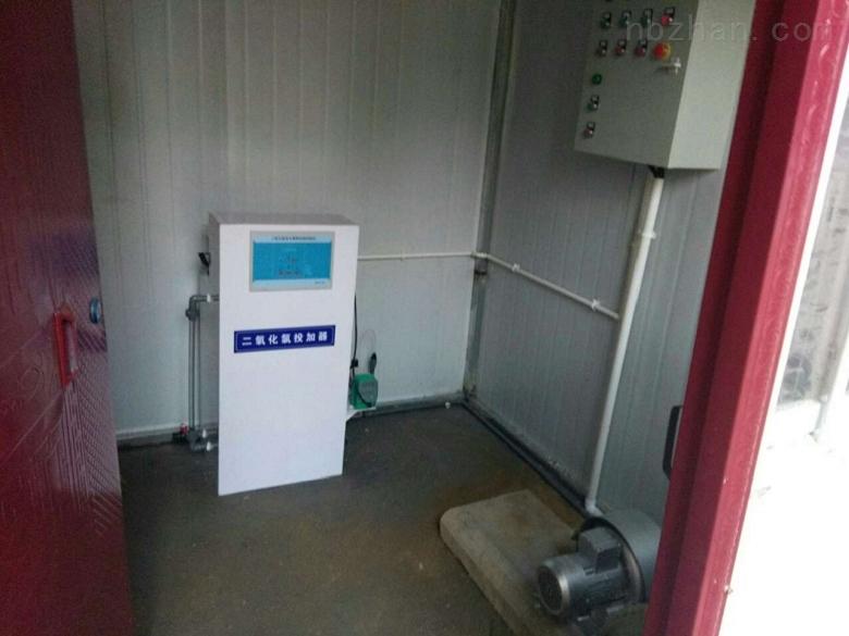 上海一体化污水泵站技术
