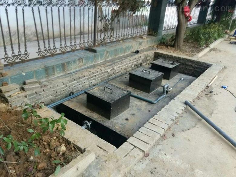 嘉峪关一体化污水泵站