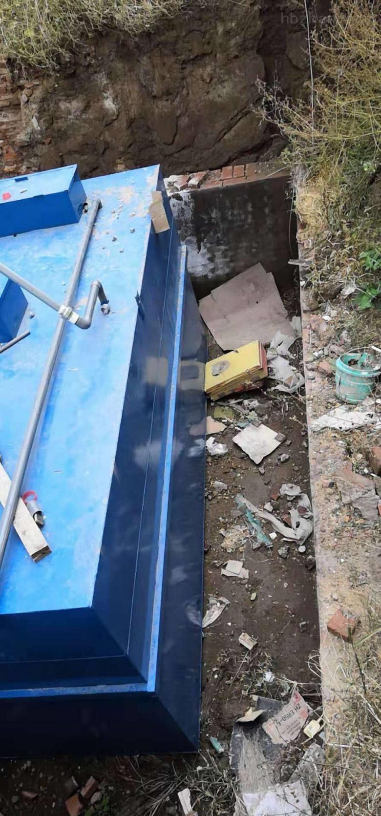 哈尔滨一体化污水泵站好