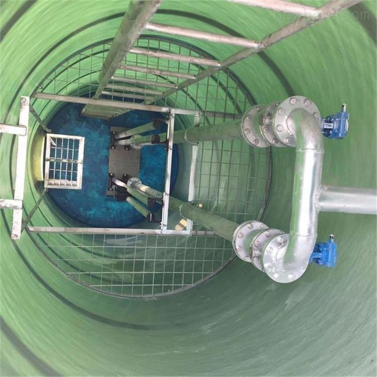 智能一体化提升泵站污水提升一体化泵站预制泵站一体化厂家