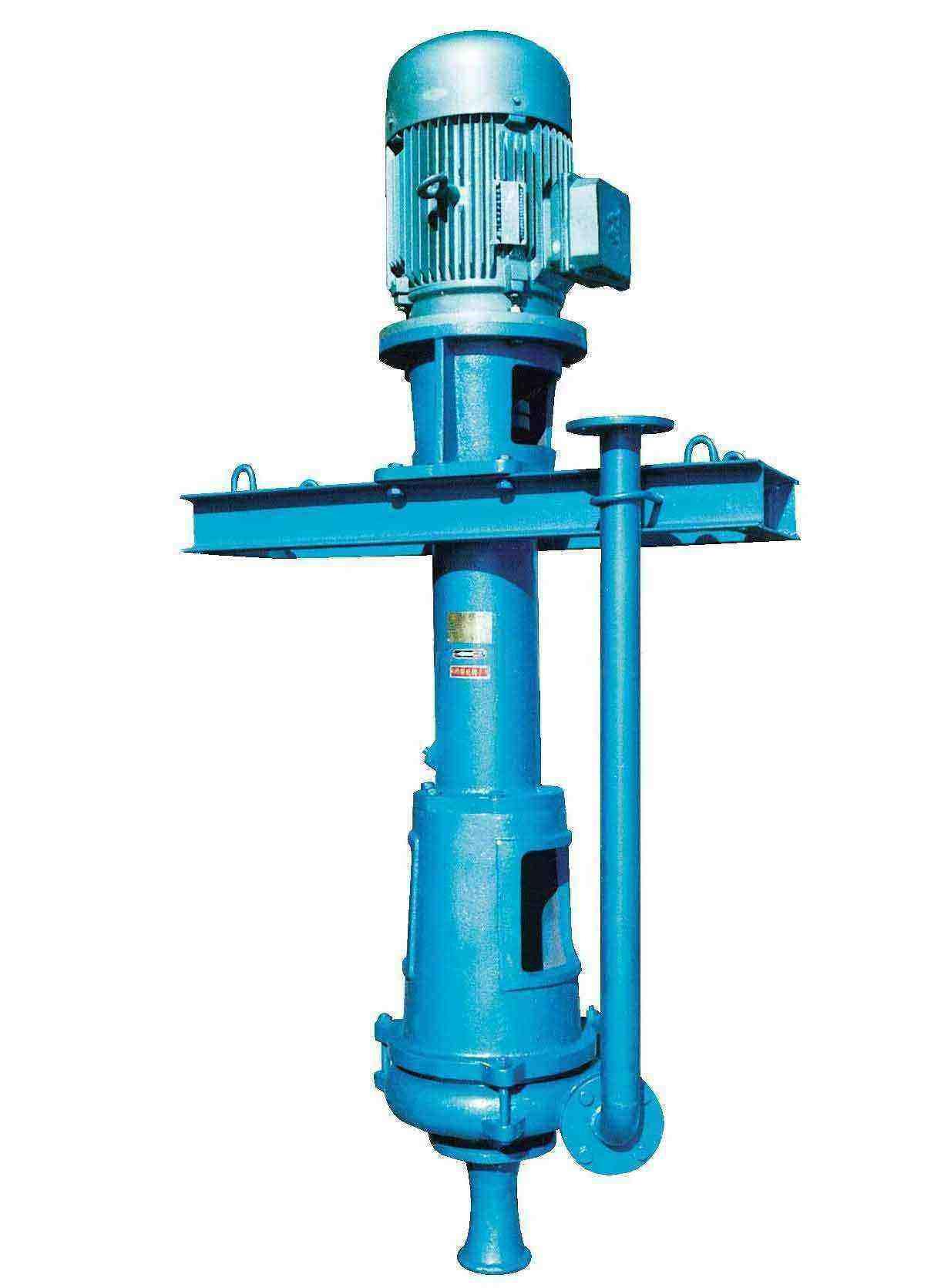 立式液下渣漿泵