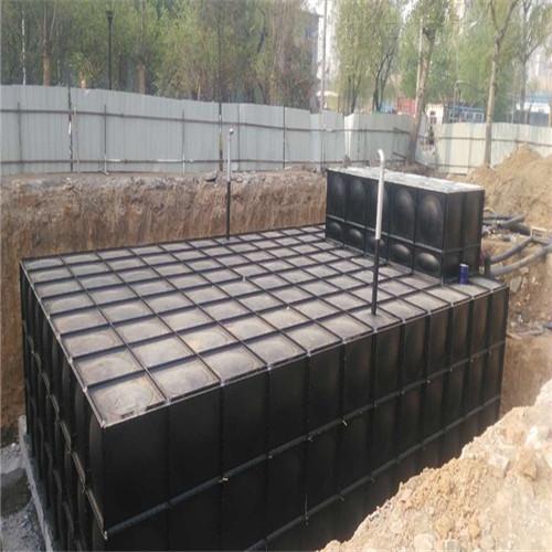 <strong>黑龙江大庆地埋式装配式箱泵一体化厂家</strong>