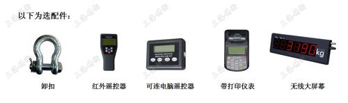 SGLD大屏幕无线遥控测力仪选配件
