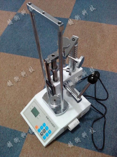 SGTH数显弹簧手动回弹力测试仪
