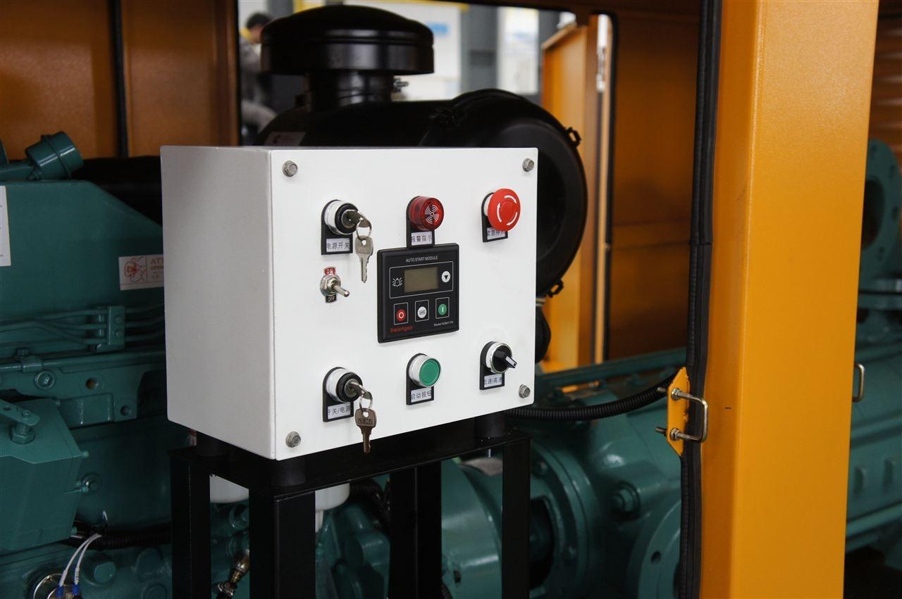 移動式抽水泵車