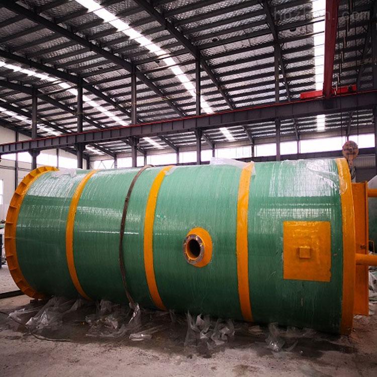 邢台市一体化废水提升泵站格值得信赖