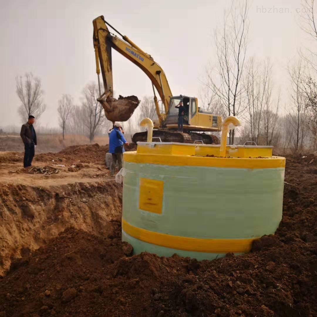 张家口市服务区一体化提升泵站厂家服务