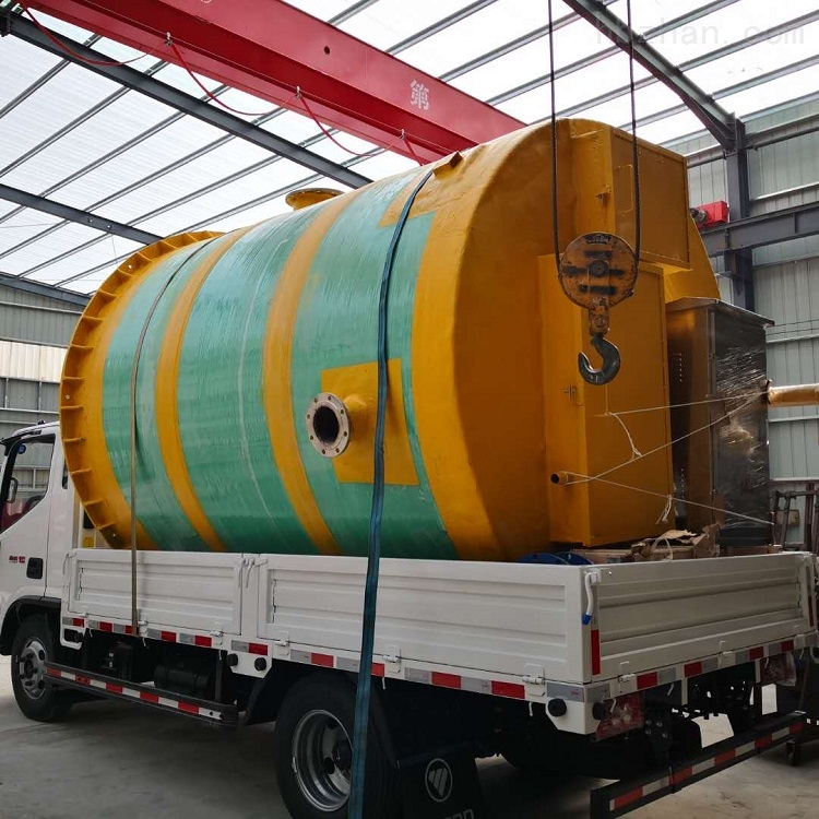 石家庄市玻璃钢一体化预制泵站怎么选择
