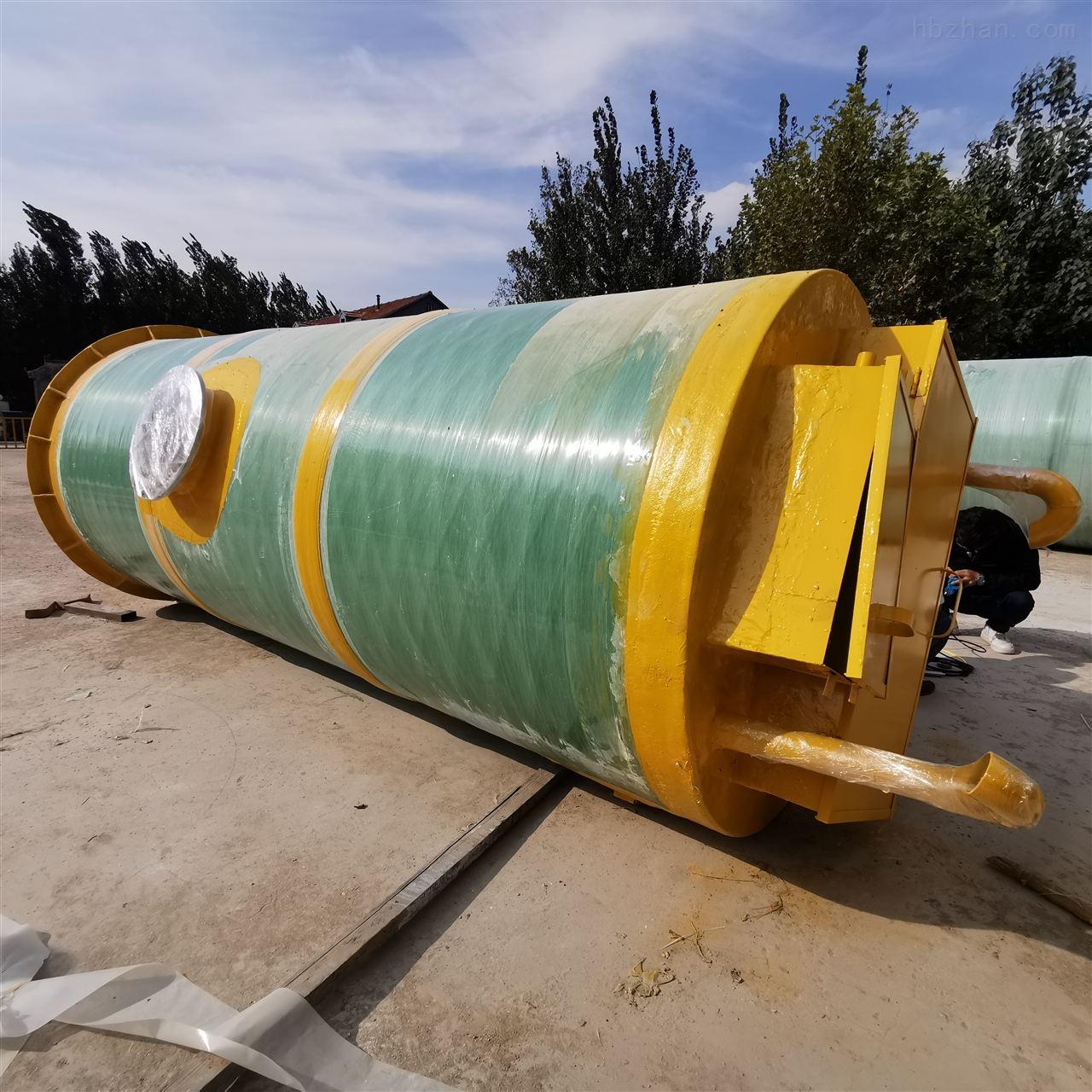 太原市工业园一体化预制泵站如何使用