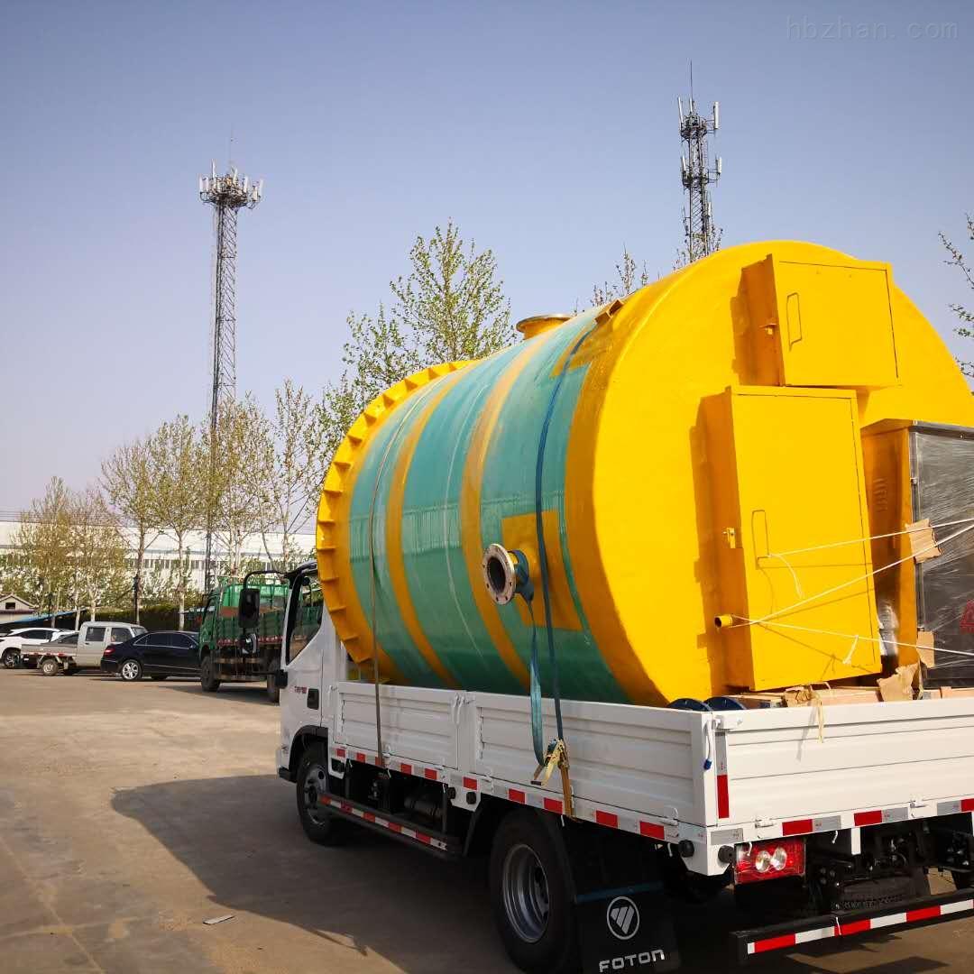 秦皇岛市一体化雨水提升泵站口碑推荐