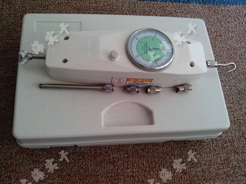 指针式推力测力计图片