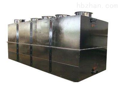 一体化地埋式医疗污水处理设备